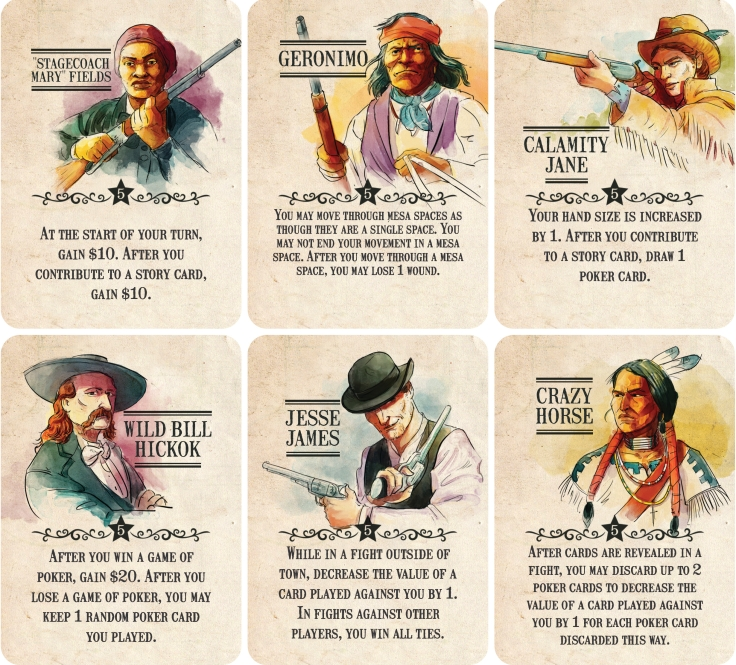 western-legends-characters